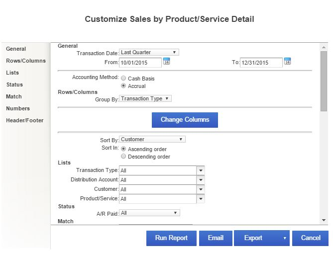 sales by product service detail 2
