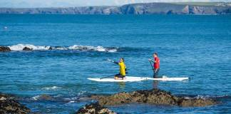 SUP Eco Stand Up Paddle Boarding