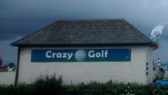 Barrowfields Crazy Golf Newquay