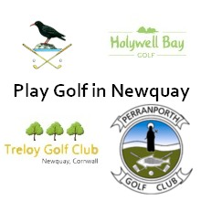 Where Play Golf Newquay Cornwall