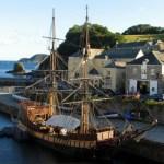 Poldark Film Locations Charlestown Cornwall