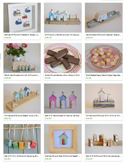 Etsy Sellers in Newquay: HS Designs Cornwall