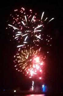 Newquay Fireworks 2017