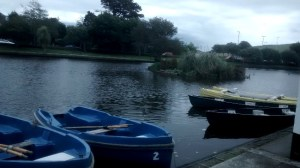 Newquay Boating Lake Boat Hire, Canoe Hire & Pedalo Hire