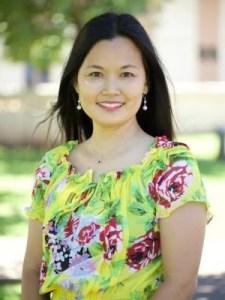 Barbara Hong, author of Failing Up