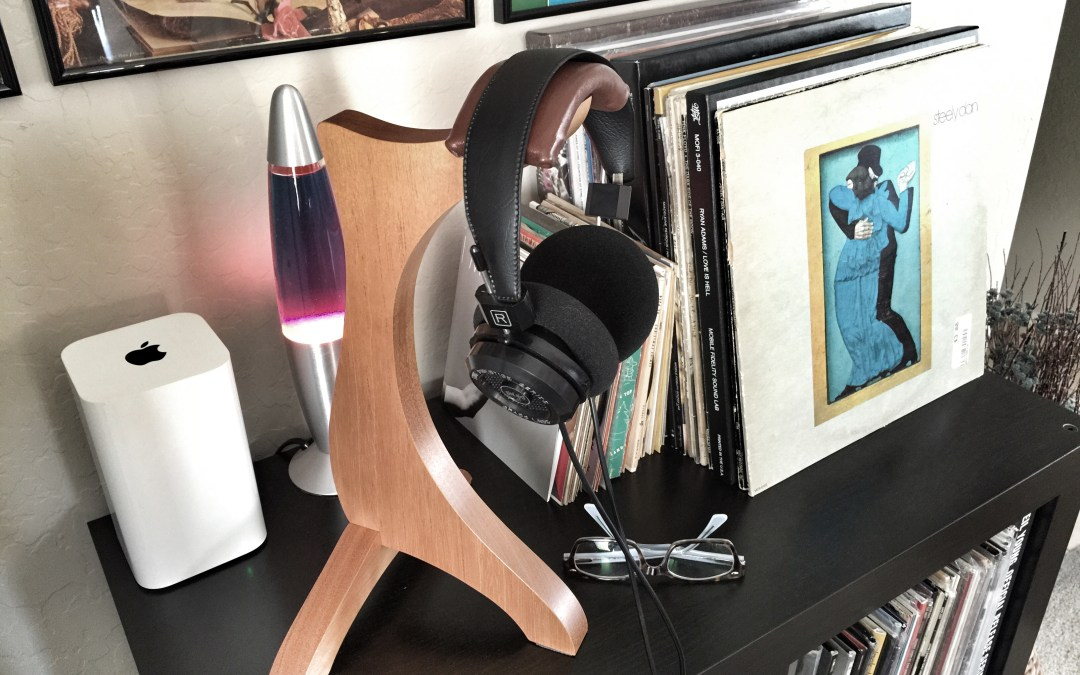 Volti Audio Headphone Stands