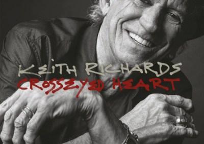 Keith Richards (Crosseyed Heart)