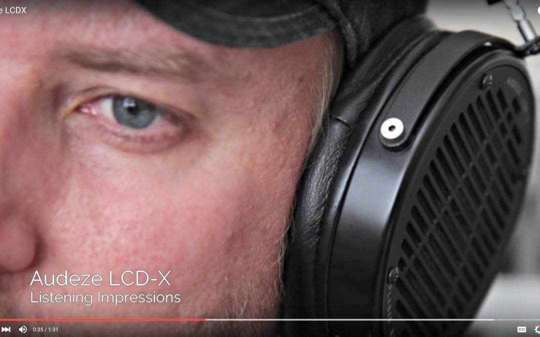 Audeze LCD-X mini review
