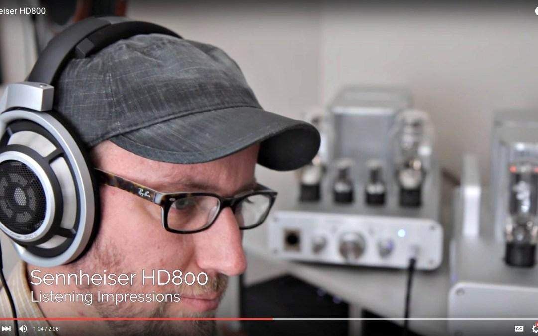 Sennheiser HD800 mini review