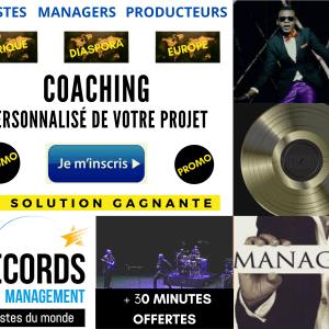 Image pour le Coaching créée par New Records Management