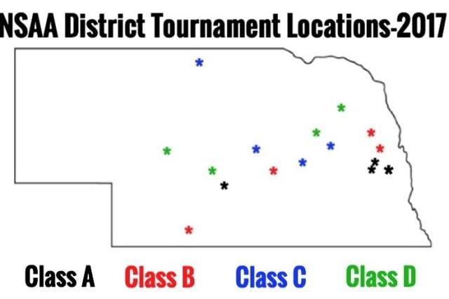 2017 neb districts