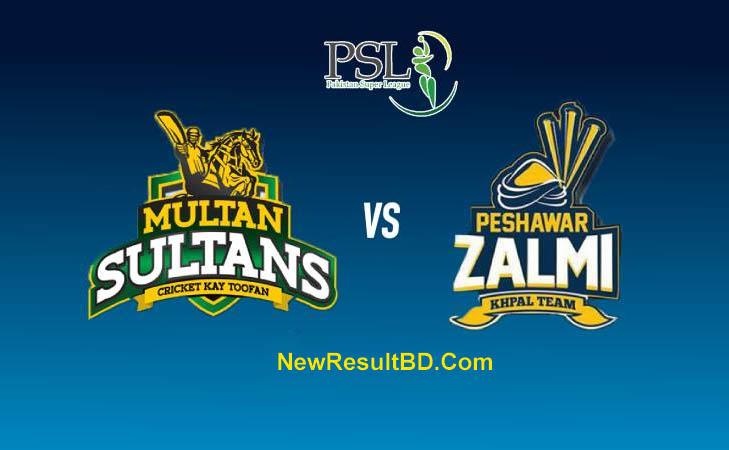 Peshawar Zalmi vs Multan Sultans, PSL (Pakistani Super League) live stream on mobile, score update, match prediction, fantasy cricket tips, players list.