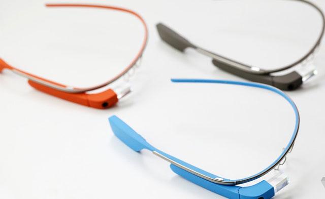 (Google Glass)