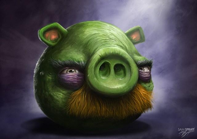 Mustache+Pig
