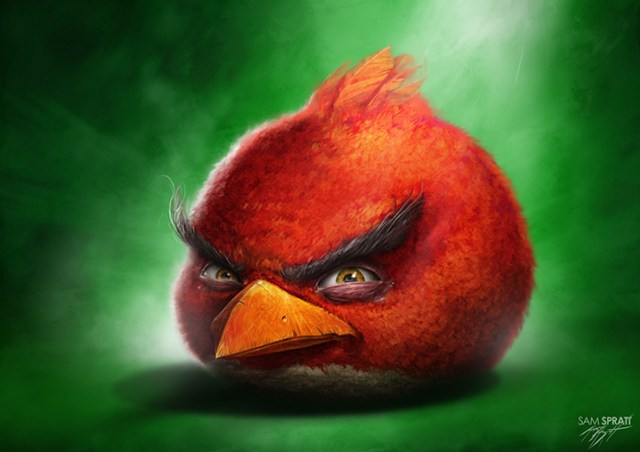 Red+Bird