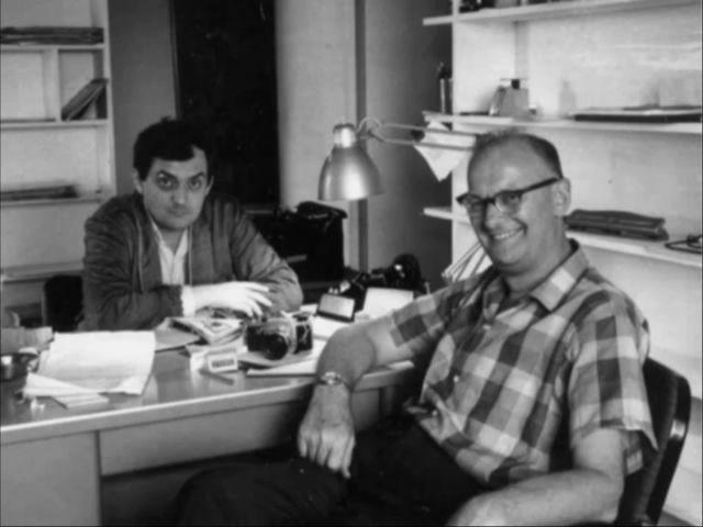 Kubrick-and-Clarke