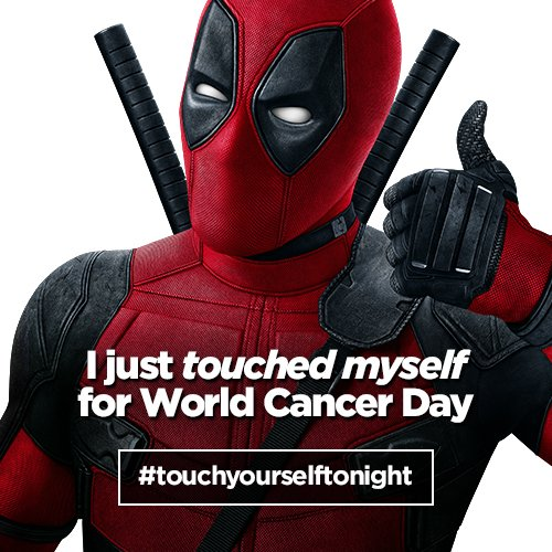 #cancerday