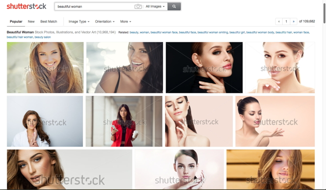 shutterstock_beautifulwoman