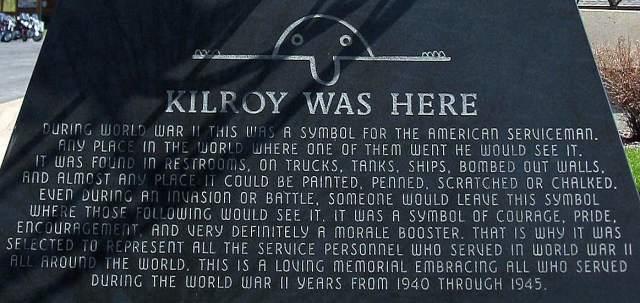 KilroyWasHereMarkerInscription