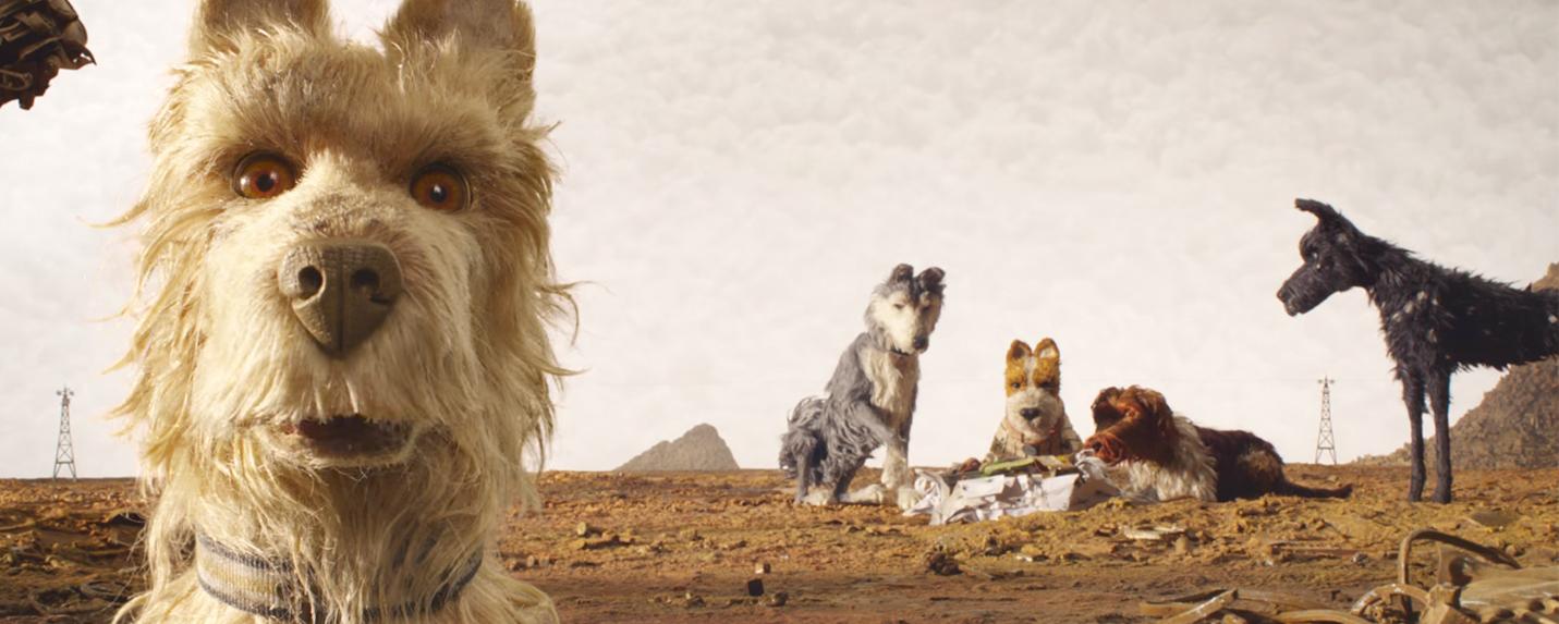 Isle of Dogs: Wes Anderson de volta com um novo Stop Motion
