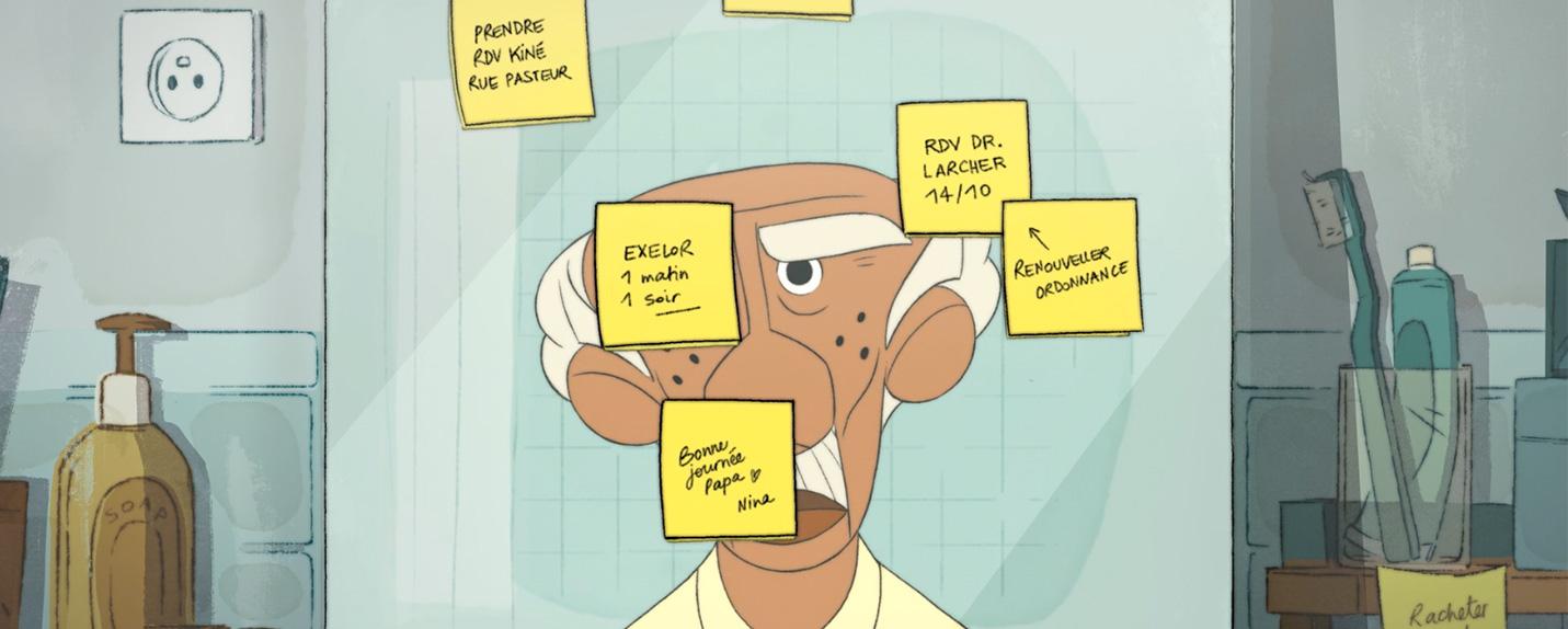 Memo: A superação diária do Alzheimer