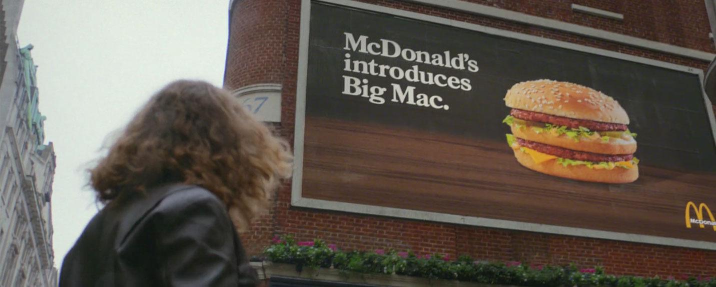 McDonald's: O sabor continua o mesmo