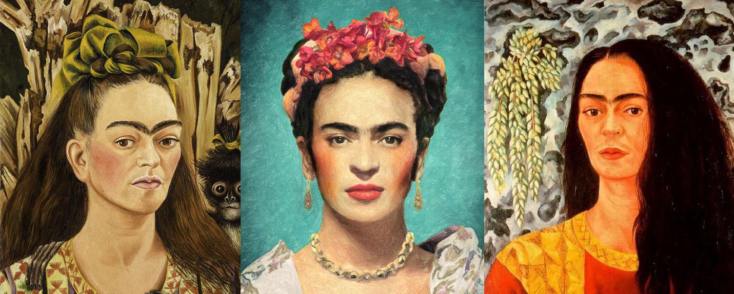 Frida Kahlo: Arte revolucionária disponível para todos