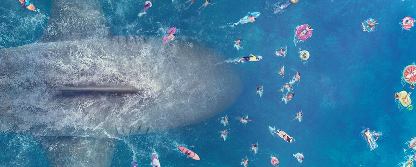 The Meg: Filme sobre tubarão pré-histórico devora bilheterias