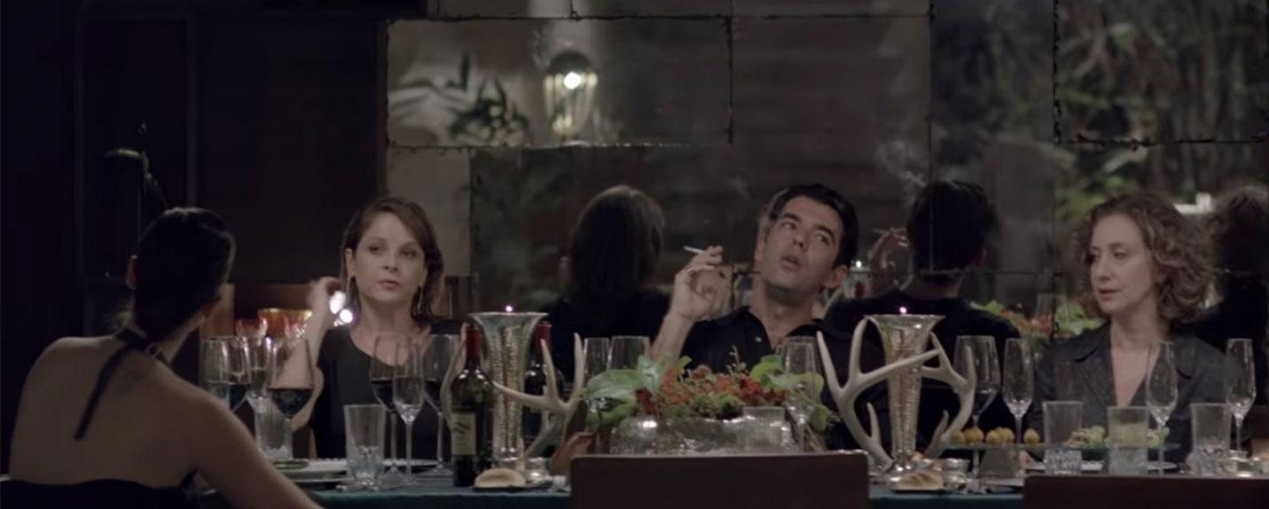 O cinema nacional representado pelo filme O Banquete