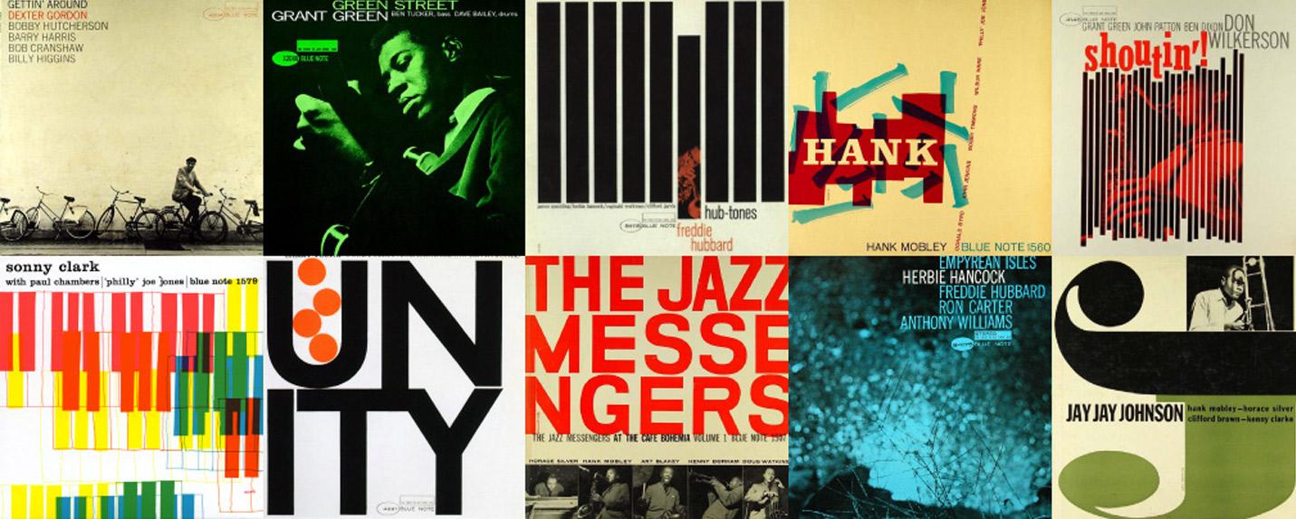 A história por trás das clássicas capas do Jazz