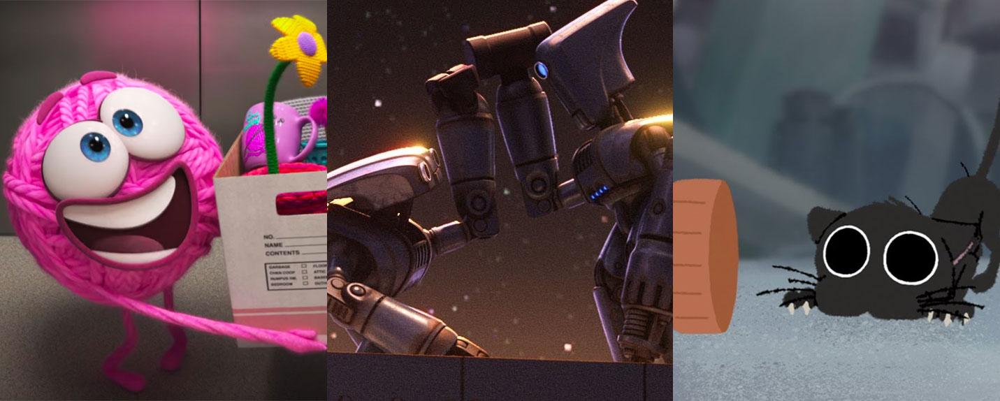 SparkShorts: o projeto independente da Pixar que aquece corações