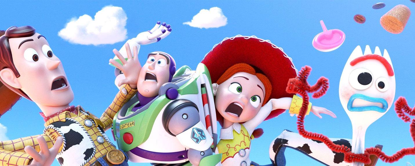 Toy Story 4: O melhor da Pixar está de volta