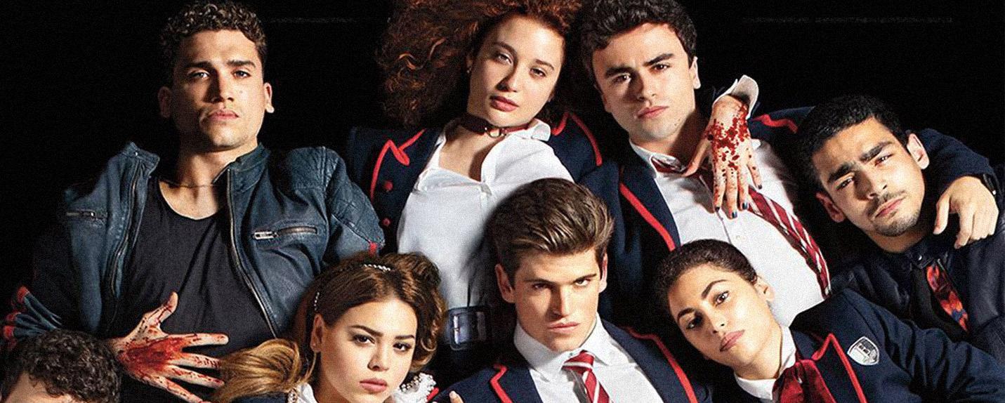 """Netflix divulga trailer da 2ª temporada de """"Elite"""""""