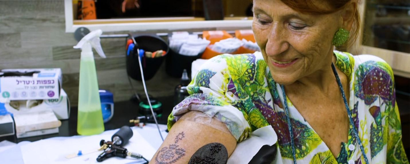 A família de tatuadores mais antiga do mundo
