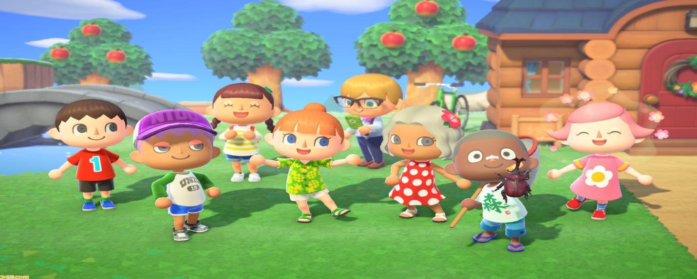 O apoio de Animal Crossing em momentos de solidão