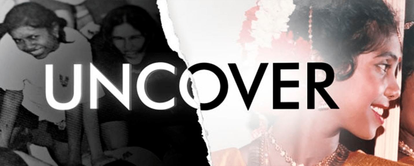 Uncover: Sinta-se como um repórter investigativo usando somente a audição