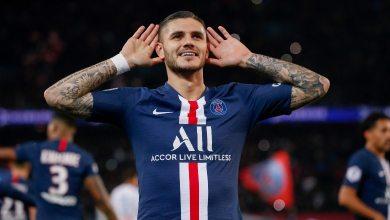 Photo of فيديو – باريس سان جيرمان يعلن عن رقم قميص إيكاردي الجديد