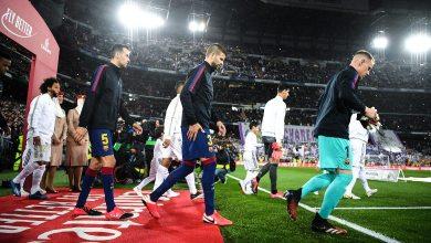 Photo of كلاسيكو بنكهة غريبة .. احتلال فرنسي للمباراة المرتقبة بين برشلونة وريال مدريد