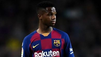 Photo of برشلونة يجدد تعاقد فاتي واللاعب يغير رقم قميصه