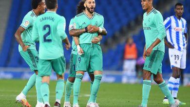 Photo of تشكيلة ريال مدريد الرسمية .. مشاركة راموس وعودة جاريث بيل