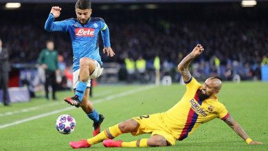 Photo of الاتحاد الأوروبي يدرس نقل مباراة برشلونة ونابولي