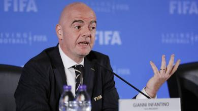 Photo of رد مفاجئ من إنفانتينو بشأن حضور الجماهير مونديال قطر 2022 في وجود كورونا!