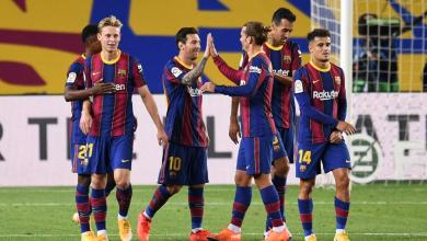 Photo of تقييم لاعبي برشلونة بعد الفوز على سيلتا فيجو في الليجا