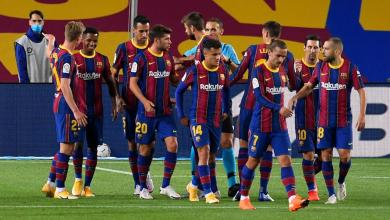Photo of لاعب برشلونة: الفوز على يوفنتوس أفضل رد على استقالة بارتوميو!