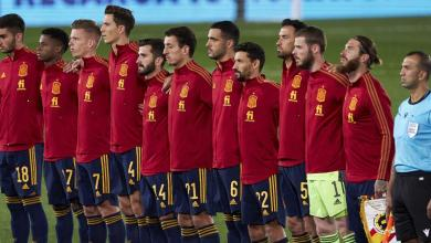 Photo of لاعب وحيد من ريال مدريد وثلاثي برشلونة في قائمة إسبانيا