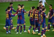 Photo of تقييم لاعبو برشلونة أمام دينامو كييف بعد دوري أبطال أوروبا