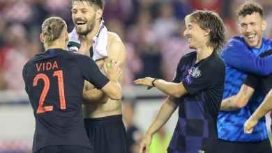Photo of عاجل – ظهور إصابة لاعب كرواتيا بفيروس كورونا بين شوطي المباراة!