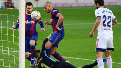Photo of تقييم لاعبي برشلونة بعد الفوز على أوساسونا برباعية