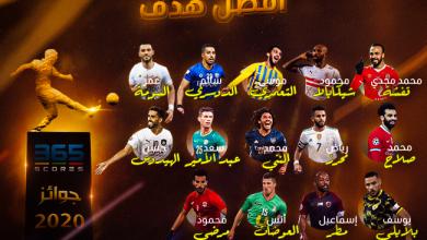 Photo of رسميًا – الإعلان عن أفضل هدف للاعب عربي 2020 وفقًا لاختيار الجماهير