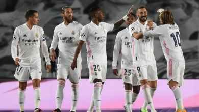 Photo of لاعبو ريال مدريد يدافعون عن زيدان ويرفضون القاء اللوم عليه